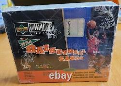 96-97 UPPER DECK BASKETBALL COLLECTORS CHOICE (BOX) Factory Sealed (SPANISH)
