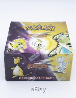 BOOSTER BOX Neo Destiny 1st Edition 36 Packs Etat Near Mint / MINT US