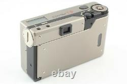 BOXED CLA'd Near MINT Contax T3 Silver 35mm Compact Film Camera from JAPAN