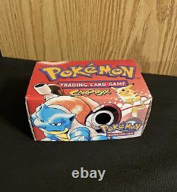 Base Set WOTC Art Bundle Box! Filled With Cards 1+ Graded Card And Sealed Packs