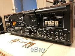 Champagne Engraved Marantz 2270 Near Mint Collector Quality in Box! Serviced
