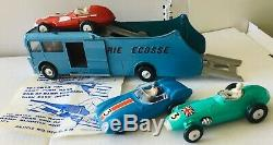 Corgi Ecurie Ecosse Gift Set16. Near Mint With Original Boxes, Inserts & Papers