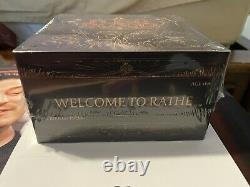 Flesh And Blood Welcome To Rathe Alpha 1st Edition Booster Box OOP RARE MINT