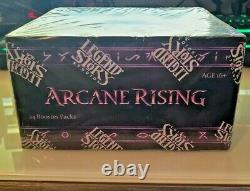 Flesh and Blood Arcane Rising Booster Box First-Alpha Printing Sealed