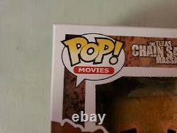 Funko Pop! The Texas Chainsaw Massacre #11 Leatherface Bloody Chase NEAR MINT