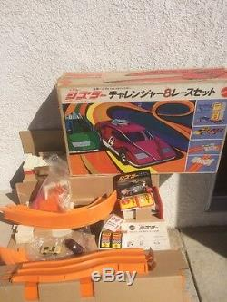 Hot Wheels JAPAN SIZZLERS CALIFORNIA/8 Set mattel 1970in Near Mint box With2 CARS