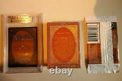 MTG Revised 3rd Edition Complete Set NM 306/306 + Booster Pack And Starter Box
