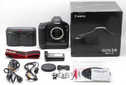 NEAR MINT 8699 shot Canon EOS 1D Mark III Body with Box DSLR from Japan #565