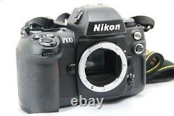 NEAR MINT BOXED Nikon F100 Body Only 35mm SLR Film Camera from Japan