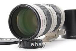 NEAR MINT IN BOX Canon EF 70-200mm F/2.8 L IS USM AF Zoom Lens From Japan