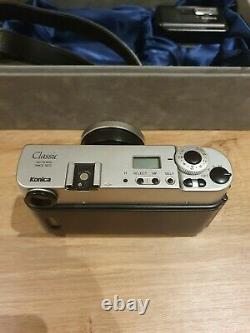 NEAR MINT IN BOX KONICA Hexar AF Classic 120years 35mm Film Camera From UK