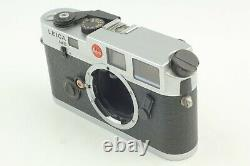 NEAR MINT LEICA M6 0.72 PANDA Non TTL Rangefinder 35mm with Box From Japan #798