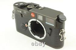 NEAR MINT+++ READ in Box Leica M6 Big Letter 0.72 Black Non TTL Camera JAPAN