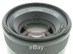 NEAR MINT Sony Carl Zeiss Planar T 50mm f1.4 ZA SSM SAL50F14Z box set from JP