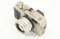 NEAR MINT in BOX Contax G1 20th Anniversary Kit from Japan #4579