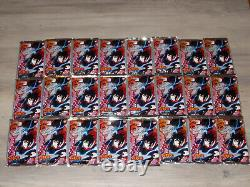 Naruto CCG TCG Set 22 Weapons of War x24 Booster Packs (1 Box Worth) S22 SEALED