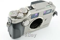 Near MINT in BOX Contax G2 35mm Rangefinder Film Camera Body from Japan