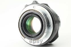 Near Mint /Boxed Voigtlander Nokton Classic 40mm F/1.4 For Leica M From JAPAN