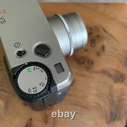 Near Mint Contax Tvs 35mm Camera Complete Kit With Filters Case T2 T4 T5 G1