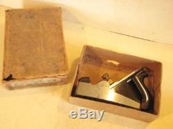 Near Mint In Box, Norris London A2 Dovetailed Smoothing Plane