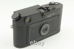 Near Mint+++ all Boxed with Strap Leica M6 0.72 Rangefinder Camera Black JAPAN