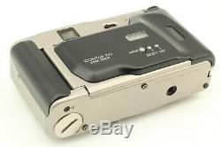 Near Mint in Box CONTAX TVS 35mm Point & Shoot Film Camera Databack From Japan