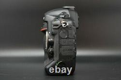Near Mint in Box Nikon D4S 16.2MP Digital SLR Camera Black Body
