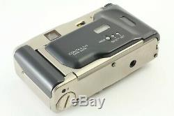 Near Mint in Box with Data BackContax TVS 35mm Point & Shoot Film Camera Japan