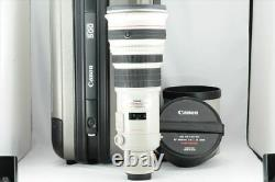 Near Mint in BoxCanon EF 500mm f/4 L IS USM Lens From Japan #6342