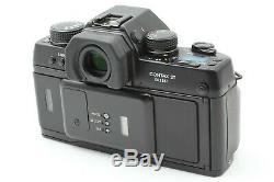 Near Mint+++ in BoxContax ST 35mm SLR Film Camera Body from JAPAN #517A