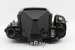 NearMINT Pentax 67II Medium Format Camera Body with Box Strap From Japan #5634