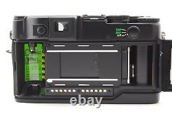 NearMintContax G2 Black 35mm Rangefinder Camera withBOX from Japan (1200-E245)