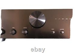 Onkyo 9010 Integrated Amplifier Near Mint Box Remote Instructions
