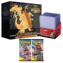 Pokemon Champions Path Elite Trainer Box BUNDLE DEAL with PACKS & SLEEVES NEW