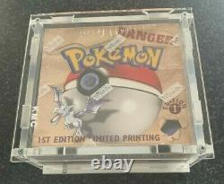 Pokemon Fossil Set Booster Box 1st Edition (36 booster packs) WoTC Investment