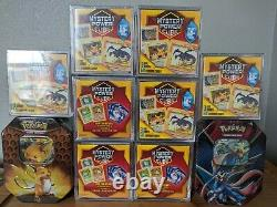 Pokemon Mystery Box, Vintage WOTC Cards, ETBs, Sealed Booster Packs, Tins