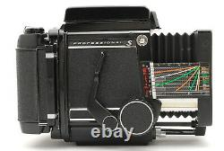 Rare! Near Mint BoxedMamiya RB67 Pro S Camera with Sekor C 90mm f/3.8-#2423