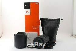 Sony SAL70300G 70-300mm F/4.5-5.6 SSM G Lens withBox For A Near Mint Tested #5464