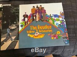 The Beatles Collection (British Blue Box), Brand New, Never Played NEAR MINT