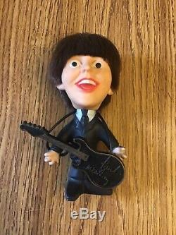 The Beatles complete set of 1964 Remco dolls in original boxes in near mint cond