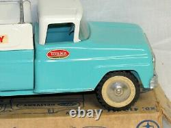 Tonka Ford Jet Delivery Pick Up Truck-1962-near Mint Orig Cond/box-buy It Now