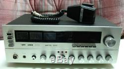 VERY RARE Pace 8193 40 Channel AM/SSB CB Base Radio In Orig. Box NEAR-MINT