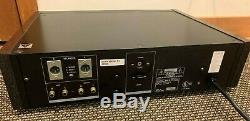 Vintage Sony CDP-X77ES CD Player with Box and Remote Near Mint Serviced