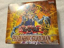 Yugioh Pharaonic Guardian 24-pack 1st (First) Edition Sealed Booster Box Mint